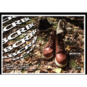 ワークブーツ メンズ ブーツ 革靴 紳士靴 BCR|recommendo
