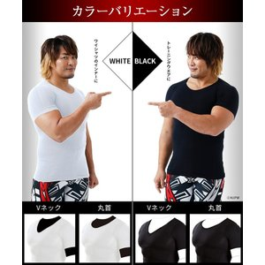 Muscle Project マッスルプロジェクト 加圧シャツ 3枚セット 半袖 recommendo 05