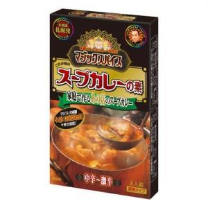 濃厚スープと秘伝のペースト&スパイスでつくる旨味と辛味。 メーカー:明治 入り数:内容量:84g