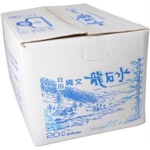 日田縄文龍石水 20L