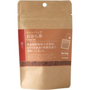 茶のみ仲間 おから茶 2.5g×12包|recommendo