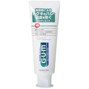GUM(ガム) 薬用 デンタルペースト ソルティミント スタンディングタイプ 150g