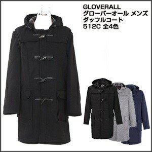 2013/2014/AW グローバーオール GLOVERALL 512C ダッフルコート メンズ 新作|recommendo