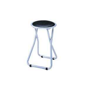 折り畳みスツール PFC-11 椅子 折り畳み椅子 パイプ椅子 オフィス シンプル 代引不可