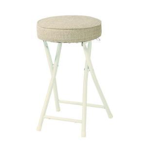 フォールディングスツール PFC-30F 折畳 スツール 椅子 折り畳み椅子 折り畳み スツール 丸...