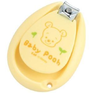 貝印 Baby Pooh ベビープー ツメキリ たまご型