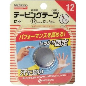 バトルウィン テーピングテープ CH12Fの商品画像