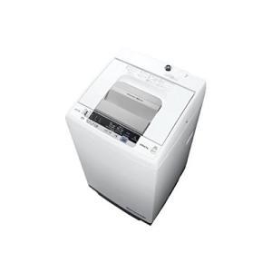 日立 全自動洗濯機 白い約束 7kg NW-R704-W ホワイト 代引不可|recommendo