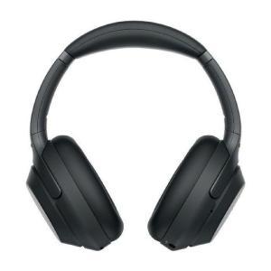 ソニー SONY ワイヤレスヘッドホン WH-1000XM3 ブラック ノイズキャンセリング Blu...