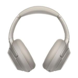 ソニー SONY ワイヤレスヘッドホン WH-1000XM3-SL プラチナシルバー ノイズキャンセ...