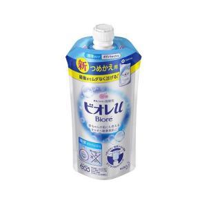 花王 ビオレU ボディウォッシュ フレッシュフローラルの香り 詰替え用 340ML