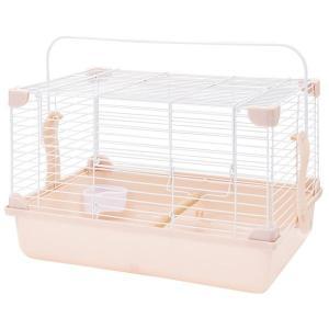 【商品詳細】  小鳥やハムスターなど小動物とのお出かけに安全なキャリーです。固定できる食器や小鳥用の...