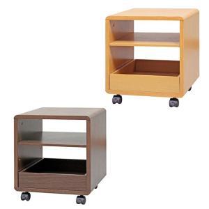 万能棚 シンプルミニボード 万能台 キャスター ラック サイドテーブル ナイトテーブル 小物 代引不可の写真