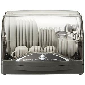 三菱電機 キッチンドライヤ- 食器乾燥機 TK-TS7S-H ウォームグレー|recommendo