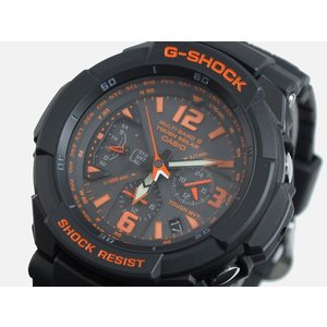 カシオ Gショック  腕時計 電波 スカイコックピット GW-3000B-1AJF|recommendo