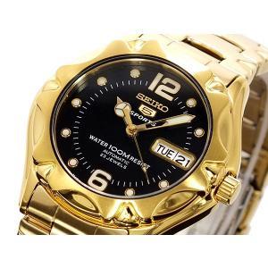 セイコー 5 SEIKO ファイブ スポーツ 腕時計 日本製モデル SNZ462J1|recommendo