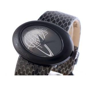 ヴィヴィアン ウエストウッド エリプス 腕時計 レディース VV014CHBK|recommendo