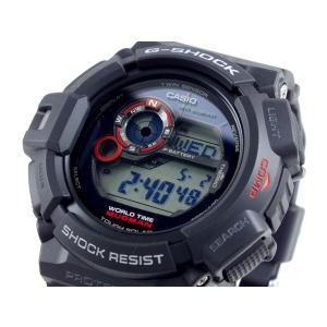 カシオ CASIO Gショック G-SHOCK マッドマン MUDMAN 腕時計 G9300-1|recommendo