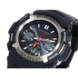 カシオ Gショック 電波 ソーラー 腕時計 マルチバンド5 AWGM100-1A|recommendo