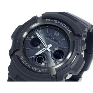 カシオ Gショック 電波 ソーラー 腕時計 マルチバンド5 AWGM100B-1A|recommendo
