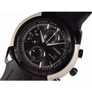 シチズン CITIZEN エコドライブ 腕時計 クロノグラフ CA0286-08E|recommendo