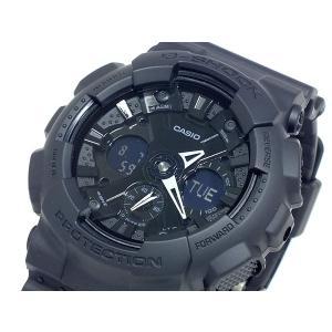カシオ CASIO Gショック G-SHOCK 腕時計 GA120BB-1A|recommendo
