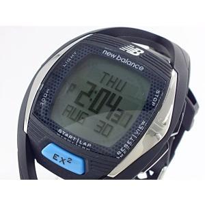 ニューバランス 心拍計測センサー搭載モデル 腕時計 ex2-901-001|recommendo