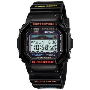カシオ CASIO Gショック G-SHOCK Gライド 電波タフソーラー 腕時計 GWX-5600-1JF|recommendo