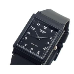 カシオ CASIO クオーツ 腕時計 MQ27-1B ブラック|recommendo