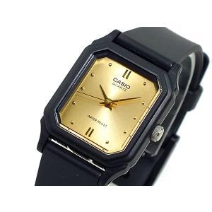 カシオ CASIO クオーツ 腕時計 レディース LQ142E-9A ゴールド|recommendo