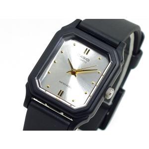 カシオ CASIO クオーツ 腕時計 レディース LQ142E-7A シルバー|recommendo