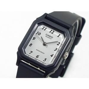 カシオ CASIO クオーツ 腕時計 レディース LQ142-7B ホワイト|recommendo