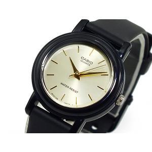 カシオ CASIO クオーツ 腕時計 レディース LQ139EMV-9AL シャンパンゴールド|recommendo