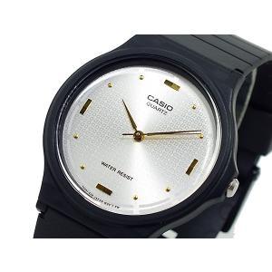 カシオ CASIO クオーツ 腕時計 MQ76-7A1L シルバー|recommendo
