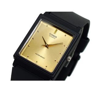 カシオ CASIO クオーツ 腕時計 MQ38-9A ゴールド|recommendo
