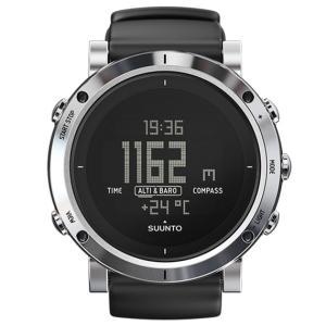 スント コア SUUNTO CORE BRUSHED STEEL デジタル メンズ 腕時計 アウトド...
