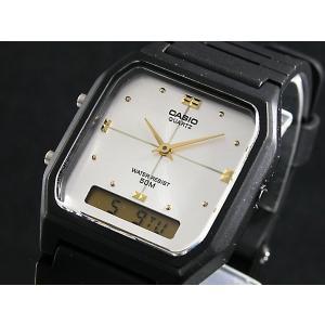 カシオ CASIO 腕時計 アナデジ AW48HE-7A|recommendo
