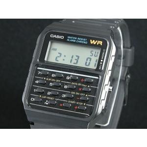 カシオ CASIO 腕時計 カリキュレーター CA53W-1Z|recommendo