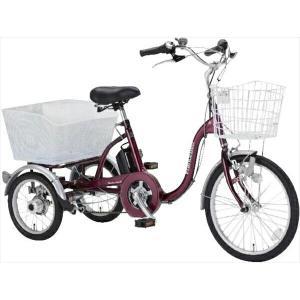 フランスベッド 電動アシスト三輪自転車 エンジ ASU-3W01 電動 自転車 代引不可|recommendo
