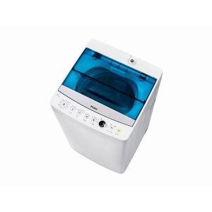 ハイアール 全自動洗濯機 5.5kg JW-C55A-W ホ...