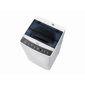 ハイアール 全自動洗濯機 5.5kg JW-C55A-K ブ...