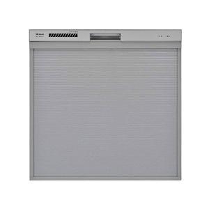 リンナイ 食器洗い乾燥機 RKW-404A-SV シルバー 食器乾燥機 食洗機 代引不可|recommendo