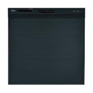 リンナイ 食器洗い乾燥機 RSW-404A-B ブラック 食器乾燥機 食洗機 代引不可|recommendo