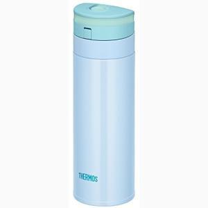 サーモス 水筒 真空断熱ケータイマグ JNS-350 BL ブルー|recommendo