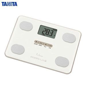 タニタ 体組成計 フィットスキャン FS-102-WH ホワイト|recommendo