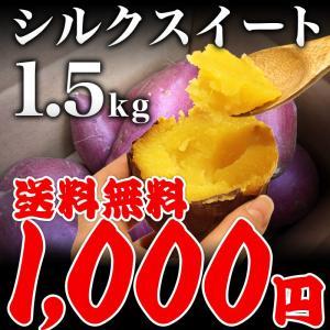 和郷園 シルクスイート1.5kg 産地直送 さつまいも 代引不可