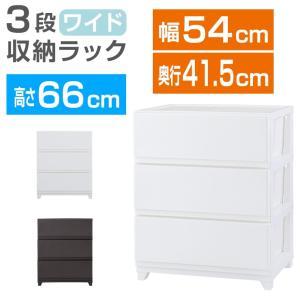 収納ラック 収納BOX プラスチックケース 衣装ケース プラスチック収納 衣類収納 収納タンス JE...