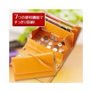 機能たっぷり本革テキパキ財布|recommendo