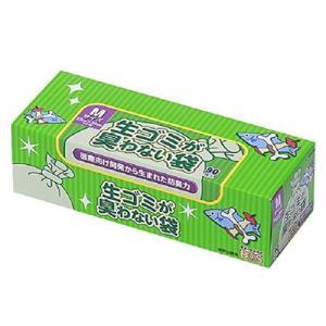 商品説明 「BOS(ボス)生ごみが臭わない袋生ゴミ用箱型Mサイズ90枚入」は、防臭力を持った素材(B...