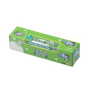 クリロン化成 生ゴミが臭わない袋BOS生ゴミ用箱 S100枚入 recommendo
